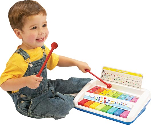 Benefits Musical Toys : The endless benefits of music child and me educational