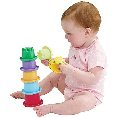 Stacking Toys For 12 Month Old : Baby developmental games months