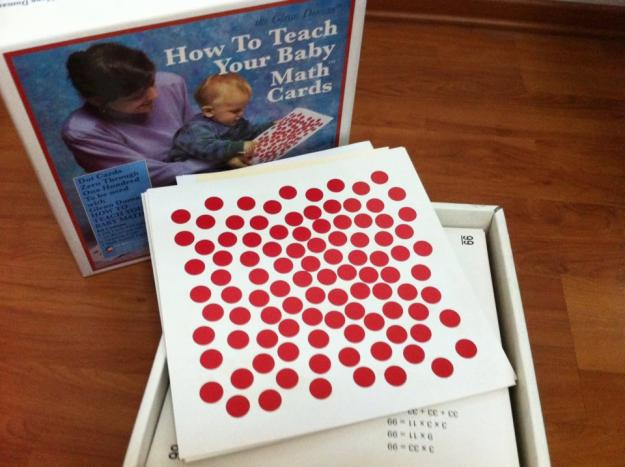 Classroom Names Ideas ~ How to teach your child math glenn doman s dot method