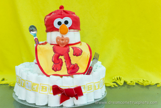 7 Super Easy Tricks for a Super Easy Diaper Cake