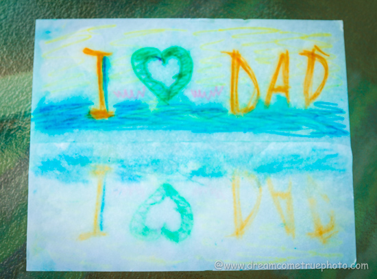 Father's Day - Reflections Craft