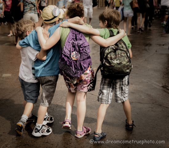Kids and Psychology of Friendships at various ages .