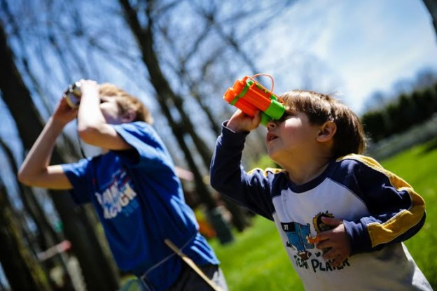 Birdwatching: super fun, super educational and super easy outdoor activity