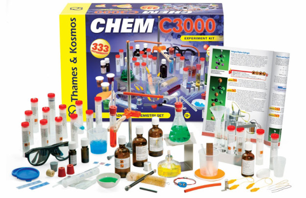 Why teach kids chemistry