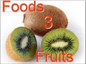 Introductory Words - English - Foods 3, Fruits