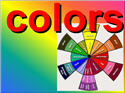 Introductory Words - English - Colors