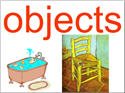 Introductory Words - English - Objects
