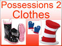 Introductory Words - English - Possessions 2 - Clothes