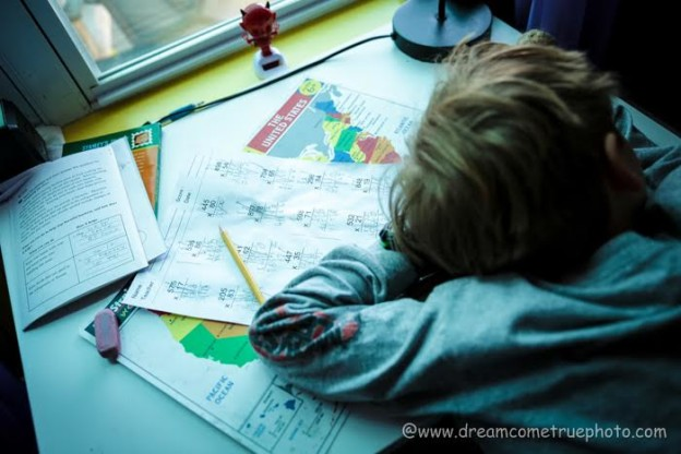 Stop doing your kids' homework and overloading them with activities! Or don't?