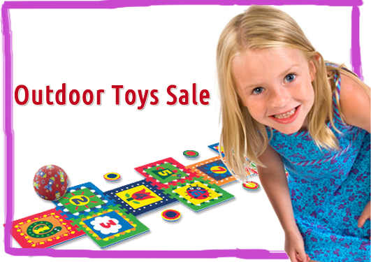 Outdoor Toys Sale 2016