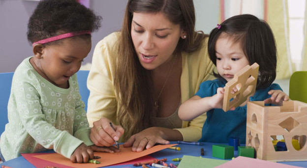 Skills your child needs for preschool