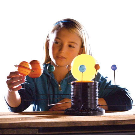 Electronic Solar System for Kids