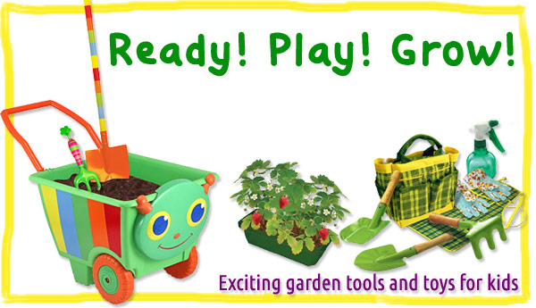 Kids Garden Tools on Sale
