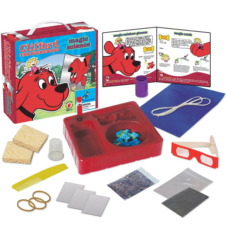Preschool science kits